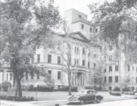 Winona General Hospital in 1959