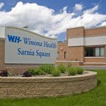 Winona Health Sarnia Square building
