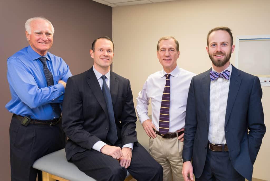 Knee Orthopedics and Knee Sports Medicine providers at Winona Health