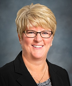 Robin Hoeg, RN, MSHA, NHA, Vice President of Inpatient & Senior Services, Winona Health