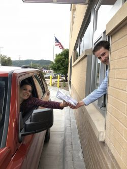 New drive-up window now open at Winona Clinic Pharmacy!