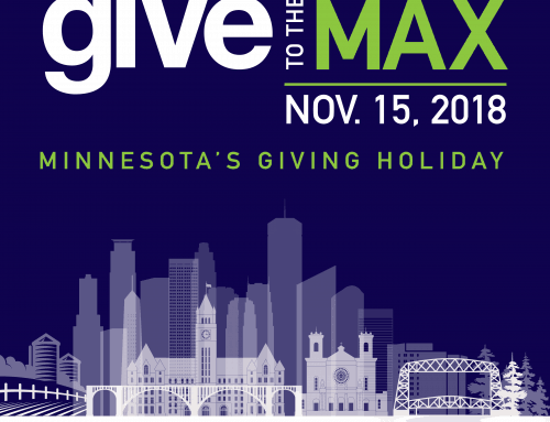 Give to the Max to support local healthcare on Thursday, November 15