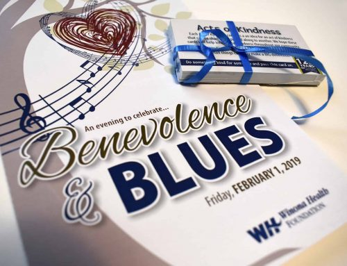 Winona Health Foundation celebrates 125 years of generosity at 2019 Benevolence & Blues