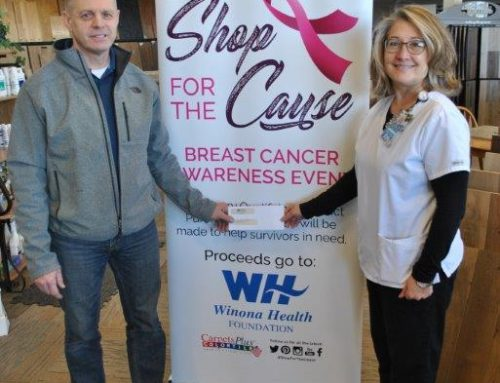 Gift benefits Cancer Care patients