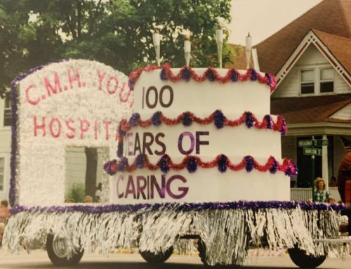 Steamboat Days Parade—25 years ago!