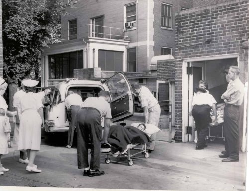 Celebrating 125 years and milestones: August 11, 1962 Moving Day