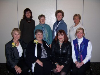 Winona Health Auxiliary 2012 Officers