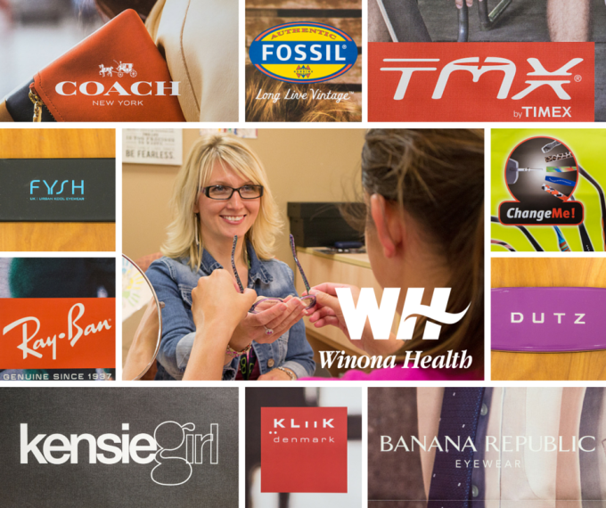 Eye Care Center Brands