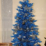 """Silver Sparkle Blue Spruce"" Donated By: Cotter High School"
