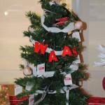 """""""Merry WAAS-Mas"""" Donated By: Winona Area Ambulance Service"""