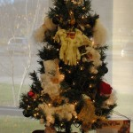 """Santa Tree"" Donated By: Carole Forest"