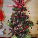 """Pamper Yourself for a Merry Little Christmas"" Donated By: Parlor & Den Hairstyling"