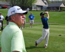 Golf Pros: Mark McCumber and Tyler McCumber