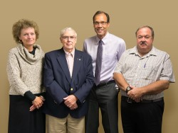 Rebecca Lossen, MD; William Davis, MD; Wayne Kelly, MD; and Thomas Retzinger, MD; will begin seeing patients in the second floor of the Winona Health clinic on Monday, October 6.
