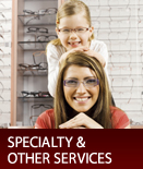 Specialty & Other Services