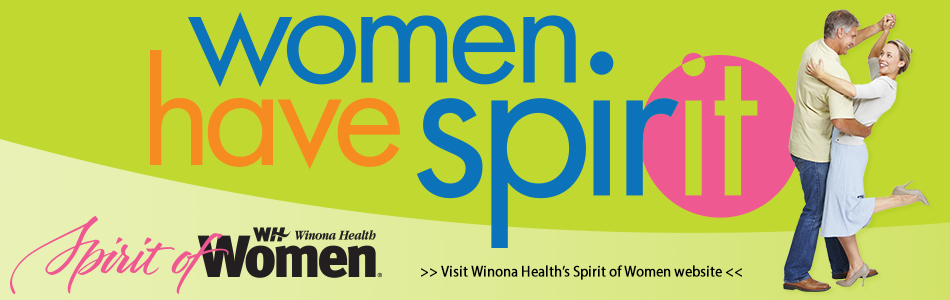 Women Have Spirit Banner - WH Website 2