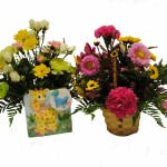Variety of flower arrangements - $20-$39