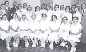 History of Healthcare, History of Health Care in Winona, Winona Nurses