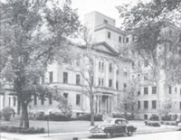 History of Healthcare, History of Health Care in Winona, Winona General Hospital in 1959