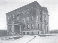 History of Healthcare, History of Health Care in Winona, Winona General Training Hospital for Nurses in 1898